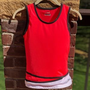Kids athletic outfit set